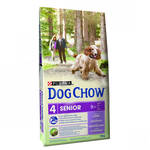 Dog Chow Senior Lamb +9 14kg