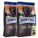 Happy Dog Supreme Sensible Canada lazaccal 2x12,5kg