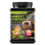 ExoTerra Forest Tortoise Juvenile Soft Pellets 240g