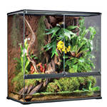 ExoTerra Glass Terrarium Large/X-Tall 90x45x90cm
