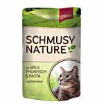 Schmusy Nature Adult Vad Tonhallal 100g