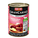 Animonda GranCarno Adult Sensitiv Marha Burgonya 400g