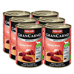Animonda GranCarno Adult Sensitiv Marhahús 6x400g