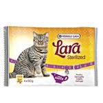 Versele-Laga Lara Sterilized Chicken 4x100g