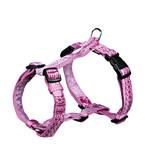 Trixie Modern Art Pink Paris hám XS-S 30-40cm