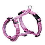 Trixie Modern Art Pink Paris hám S-M 40-65cm