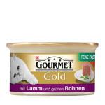 Gourmet Gold Kacsa Bárány darabok pástétomban 85g