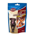 Trixie Premio Lamb Chicken Bagel 100g