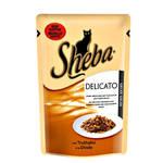 Sheba Delicato Szaftos pulykahúsfilé aszpikban 85g