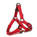 Trixie Softline Elegance Piros Y hám XL 80-100cm