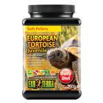 ExoTerra European Tortoise Juvenile Soft Pellets 260g
