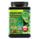 ExoTerra Iguana Juvenile Soft Pellets 260g