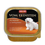 Animonda Vom Feinsten Junior Grain Free Baromfimáj 150g