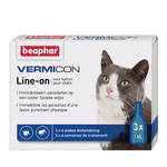 Beaphar Vermicon Line On Spot On Cat 3x1ml