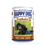 Happy Dog Truthahn Pur Pulyka színhús konzerv 200g