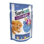 SaniCat Color4you Non Perfumed illatmentes macskaalom 5L