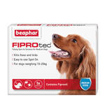 Beaphar FiproTec Spot On Dog Medium 3x1,34ml