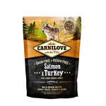 CarniLove Adult Large Lazac & Pulyka 1,5kg