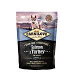 CarniLove Salmon & Turkey Puppy 1,5kg