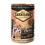 CarniLove Salmon & Turkey Puppy 400g