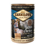 CarniLove Salmon & Turkey 400g