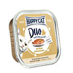 Happy Cat Duo Marha Nyúl pástétom 100g
