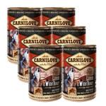 CarniLove Lamb & Wild Boar 6x400g