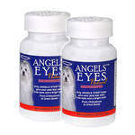 Angels Eyes Natural Tear Stain Remover 2x75g