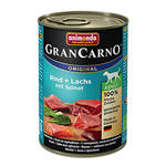 Animonda GranCarno Adult Plus Lazac Spenóttal 400g