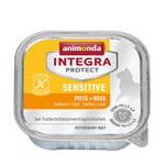 Animonda Integra Protect Sensitive Pulyka Rizs 100g