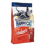 Happy Cat Indoor Adult Beef Marha 300g