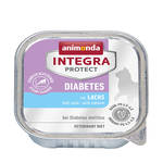 Animonda Integra Protect Diabetes Lazac 100g