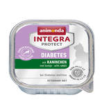 Animonda Integra Protect Diabetes Nyúl 100g