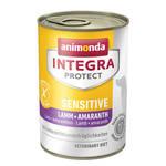 Animonda Integra Sensitive Bárány Bársonyvirág 400g