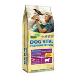 Dog Vital Adult Sensitive Medium Breeds Lamb 12kg