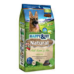 Happy&Fit Natural Adult Lamm & Rice 12kg