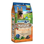 Happy&Fit Natural Adult Rind & Rice XL 12kg