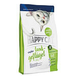 Happy Cat Glutenfree Sensitive Land-Geflügel Baromfi 300g