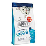 Happy Cat Grainfree Sensitive Seefisch Tengerihal 4kg
