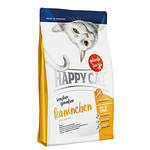 Happy Cat Grainfree Sensitive Kaninchen Nyúl 4kg