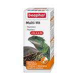 Beaphar MultiVit hüllő vitamin 20ml