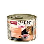 Animonda Carny Kitten Marha Borju Csirke konzerv 200g