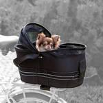 Trixie Oval Box hátsó szállítóbox kerékpárra 48x29x42cm