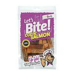 Brit Let's Bite Cod N' Salmon 80g