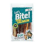 Brit Let's Bite Filet Pure Salmon 80g