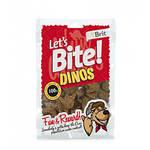 Brit Let's Bite Dinos 150g