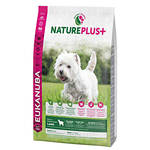 Eukanuba NaturePlus Adult Lamb Small Breed 2,3kg