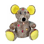 Trixie Soft Plush Color Mouse kölyökkutyáknak 20cm