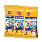 Pedigree Denta Stix M-L 10-25kg között 3x77g