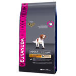 Eukanuba Adult Small Medium Lamb Rice 2,5kg
